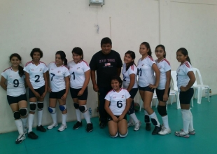 Javouhey Volleyball Team